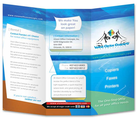 Concepts Brochure Front