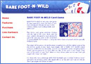Bare Foot -N Wild Card Game